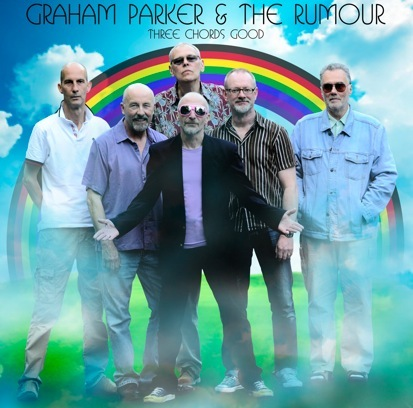 'Three Chords Good' lo nuevo de Graham Parker & The Rumour