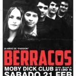 BERRACOS. 20 años de Passion