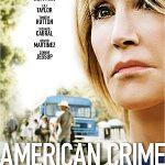 AMERICAN CRIME. El delito como pedagogía social