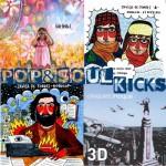 POP&SOUL KICKS #72:  4 creadores de POP, de aquí y de ahora