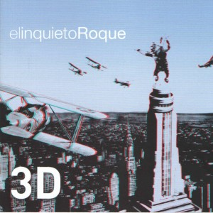 El Inquieto Roque - '3D' (CD)