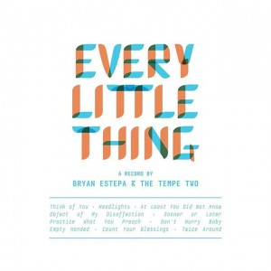Bryan Estepa - 'Every Little Thing' (CD)