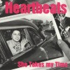 "The Heartbeats – ""She takes my time"" [sg] (1995)"