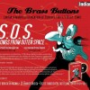 "Brass Buttons – ""Songs from outer space"" (2011)"