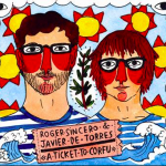 "Roger Sincero & Javier de Torres – ""A Ticket to Corfu""."