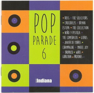 Varios: 'Pop Parade Vol. 6'  (MP3 - 320 kbps. Descarga Digital)