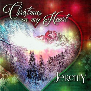 Jeremy – 'Christmas in my heart' (CD)