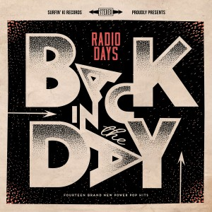 Radio Days - 'Back In The Day' (CD)