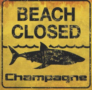 Champagne – 'Beach Closed' (CD)