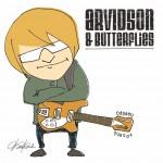 "Arvidson & Butterflies – ""Arvidson & Butterflies"""