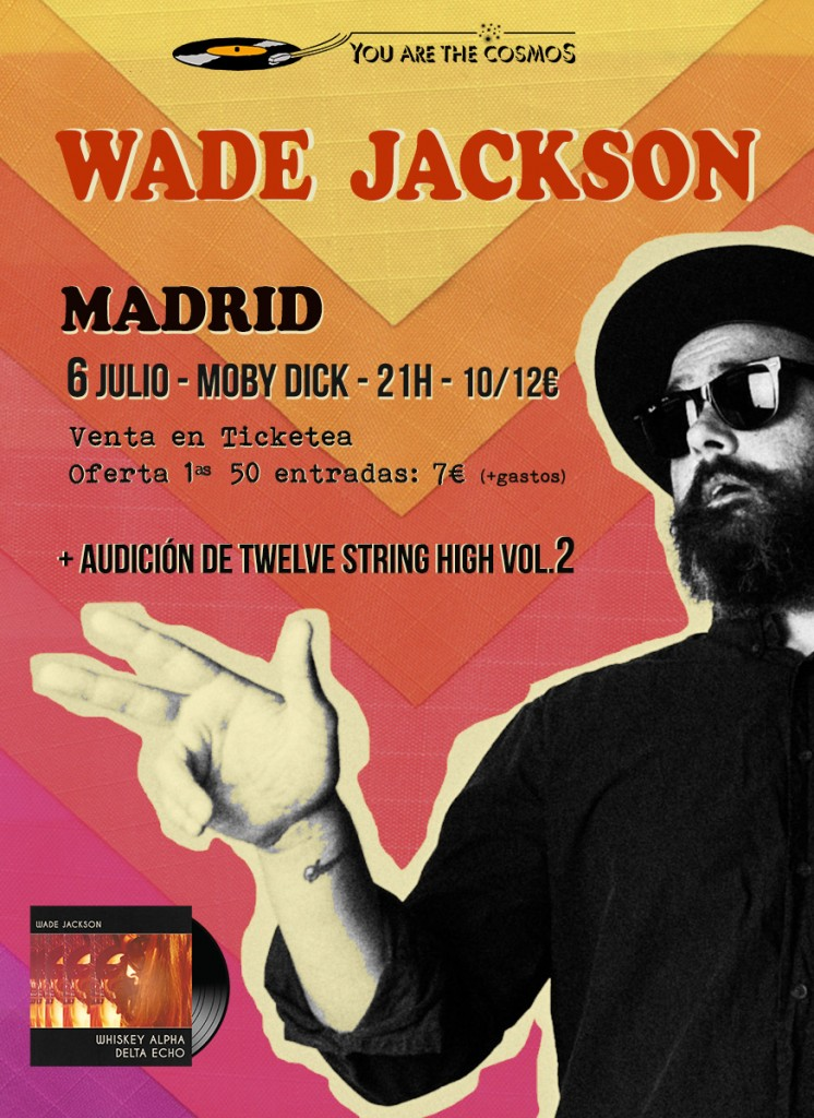 WADE CARTEL MADRID