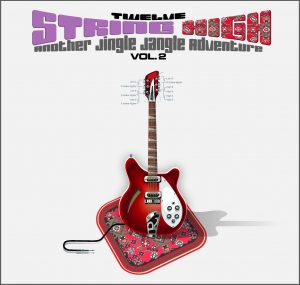 VARIOS ARTISTAS - 'Twelve String High Vol. 2' (CD)