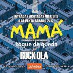 MAMÁ: nueva fecha en Madrid