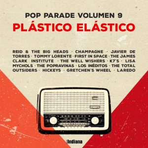Varios – 'Pop Parade Vol. 9'   (CD)