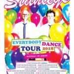 Nueva gira de THE STANLEYS