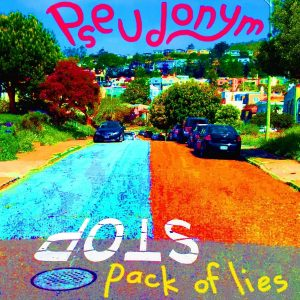 PSEUDONYM - 'Pack Of Lies' (CD)