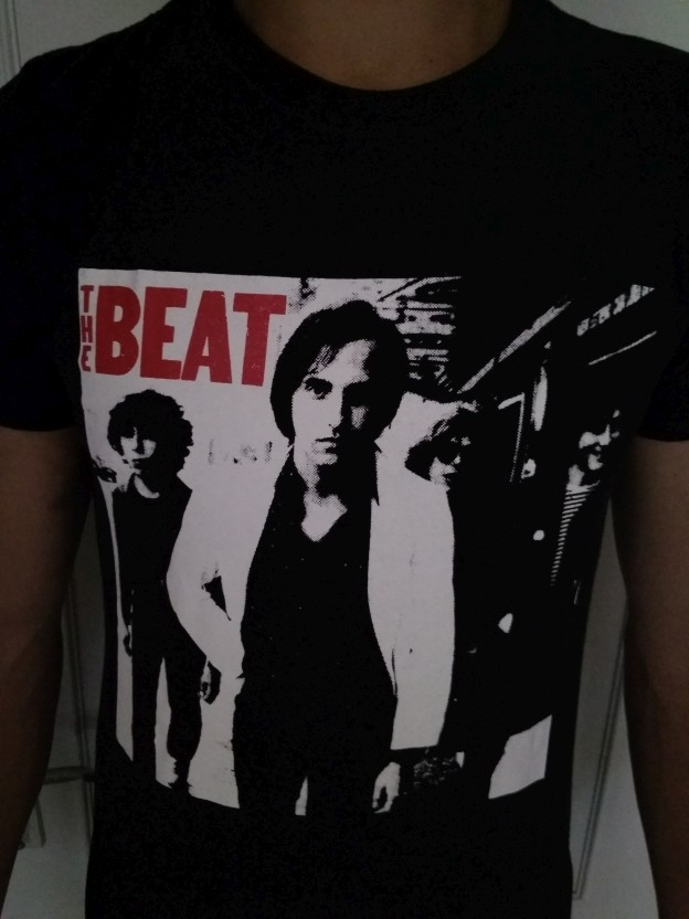 THE BEAT: I DON'T FIT IN - Camiseta Hombre