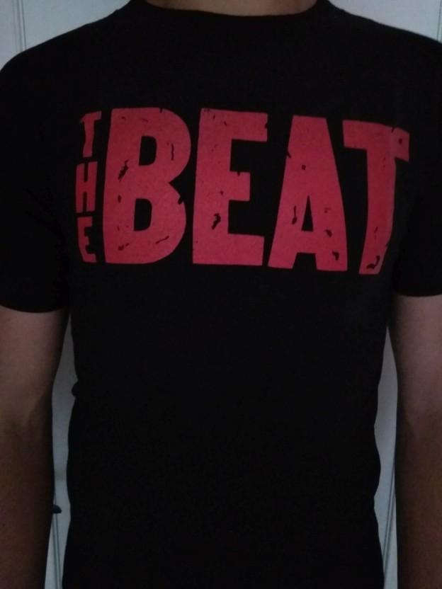 THE BEAT - Camiseta Hombre