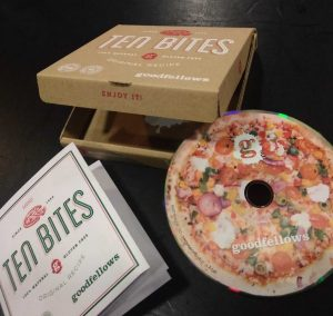 Goodfellows - 'Ten Bites' (CD)