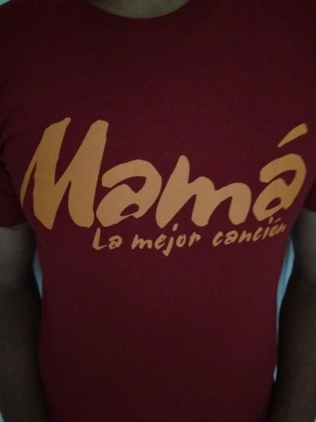 MAMÁ - Camiseta