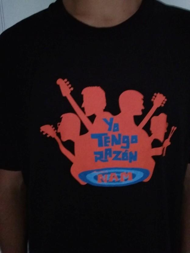 ÑAM: YO TENGO RAZÓN - Camiseta Hombre