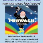 Gira española de THOMAS WALSH (PUGWASH)