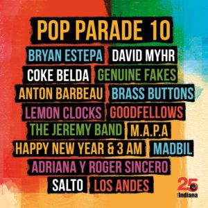 Varios - 'Pop Parade Vol.10' (CD)