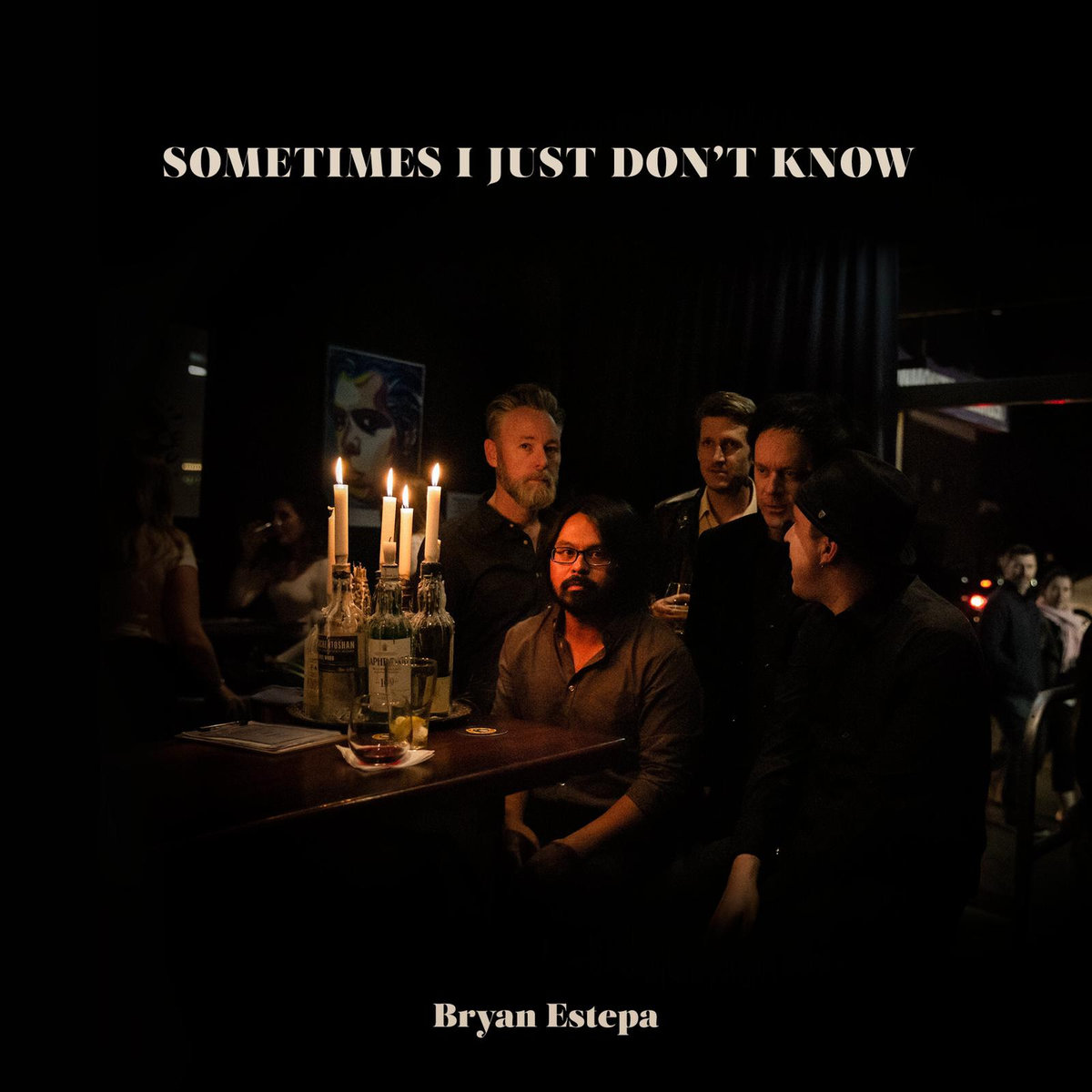 Bryan Estepa - 'Sometimes I Just Don´t Know' (CD)