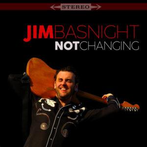 JIM BASNIGHT - 'Not changing' (CD)