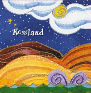 ROSS - 'Rossland' (CD)