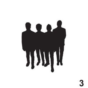 THE WEEKLINGS - '3' (CD)