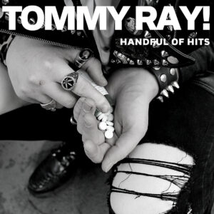 TOMMY RAY - 'Hanful of Hits' (CD)