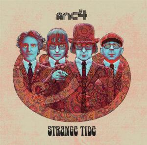 ANC4 - 'Strange Tide' (CD)